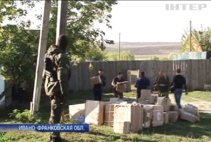 На Прикарпатье раскрыли обнаружили завод по производству лекарств
