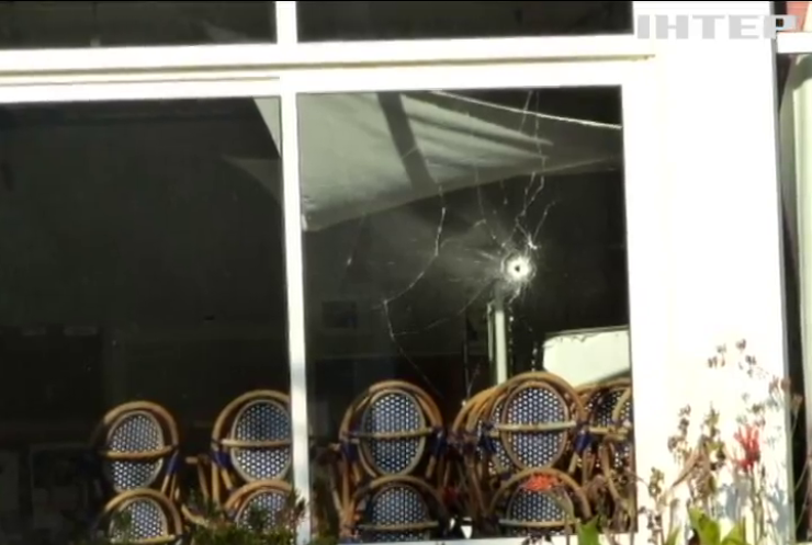У Франції обстріляли центр прийому біженців