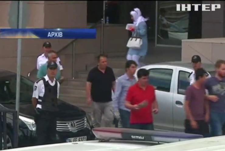 В Туреччині заарештували 125 полісменів за зраду