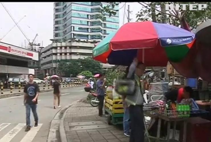 На Філіппінах ввели повну заборону куріння в публічних місцях