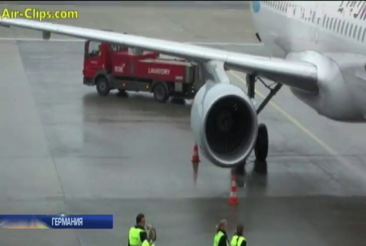 В Германии бортпроводники Eurowings объявили забастовку