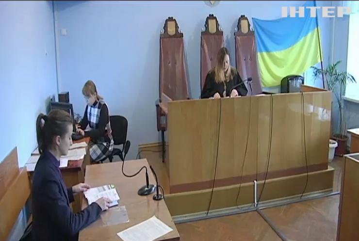 В Ривненской области судят екс-начальника милиции