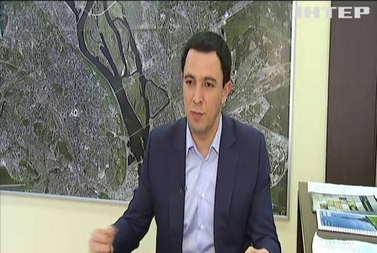 Киевские дороги будут ремонтировать только по ночам