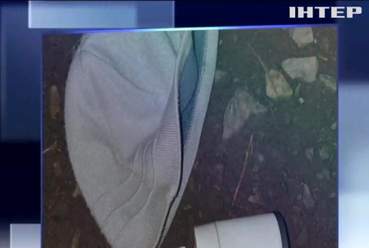 На Закарпатті правоохоронці затримали викрадача камер відеоспостереження
