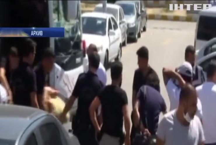 В Турции протестуют против ареста журналистов оппозиционных газет