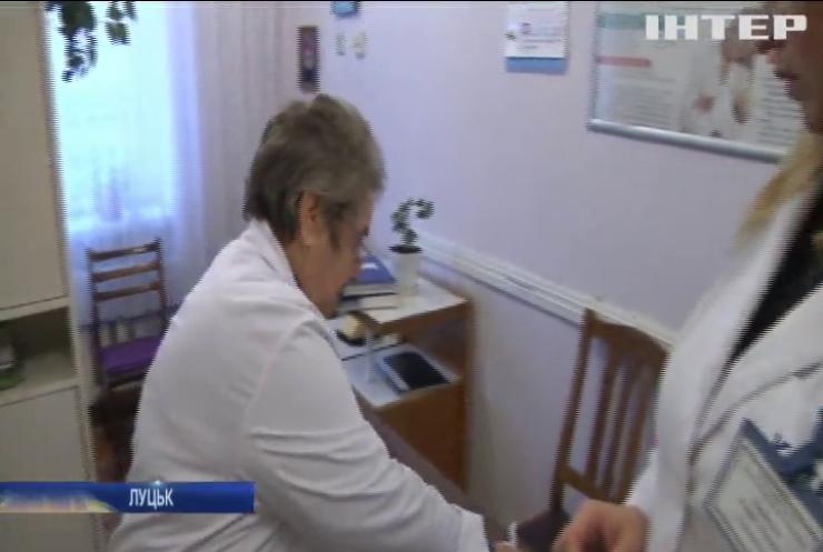 Діти у Луцьку страждають від болю після вакцинації