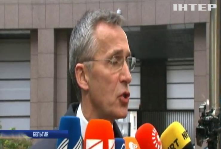 НАТО всегда была готова к диалогу с Россией - Столтенберг