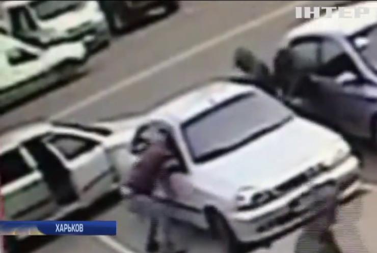 В Харькове избили и ограбили сотрудника фельдъегерской службы