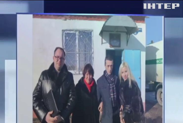 З в'язниці Росії випустили сина Мустафи Джемілєва