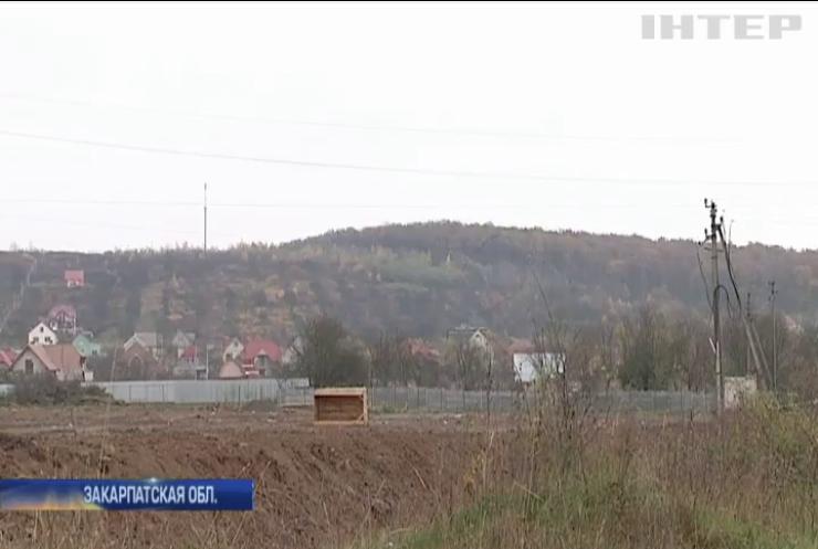 В Закарпатье чиновники отказывают в выделении участков переселенцам
