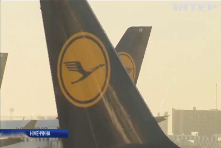 Пілоти Люфтганзи оголосили черговий страйк