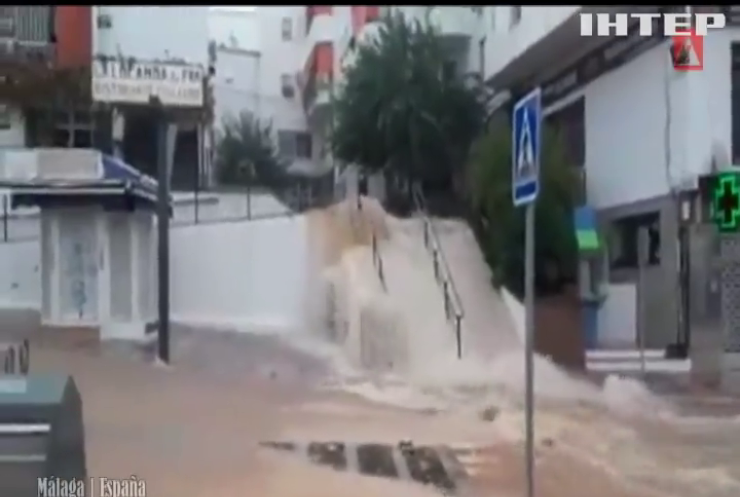 Через повінь в Іспанії загинули двоє людей