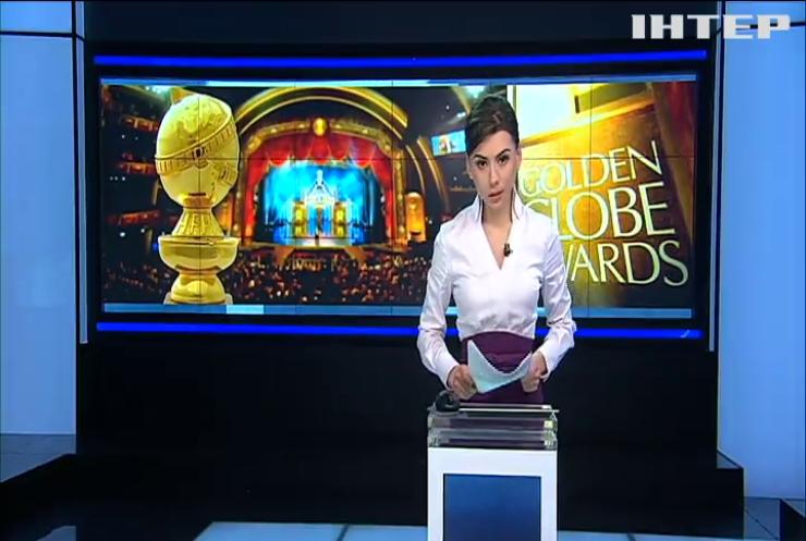 """В США объявили номинантов на премию """"Золотой глобус"""""""