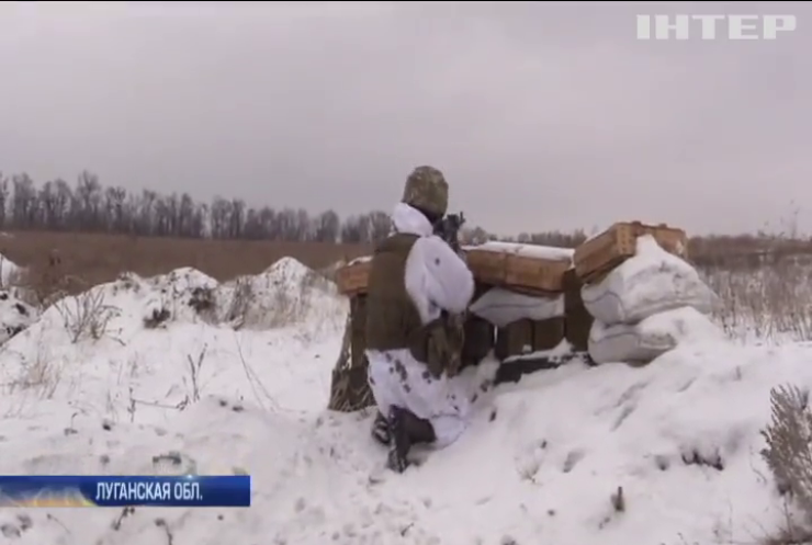 Под Авдеевкой военные отбили нападение боевиков