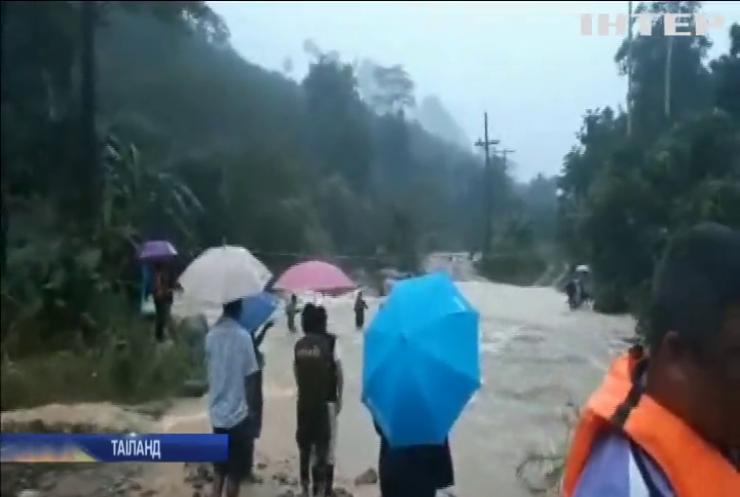У Таїланді через повінь загинули 21 людина