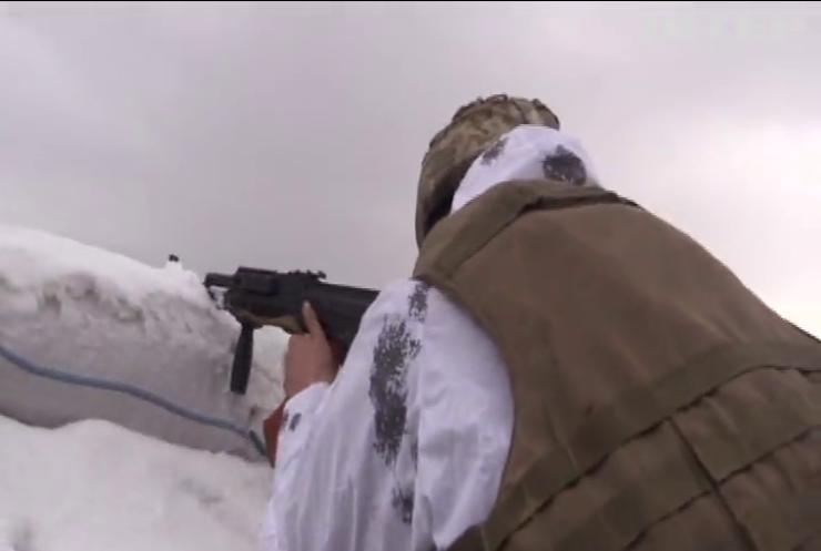 На Донбасі противник провів 46 обстрілів