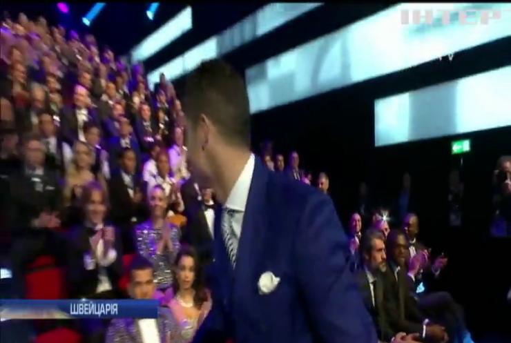 Роналду обігнав Мессі на 10% у голосуванні ФІФА