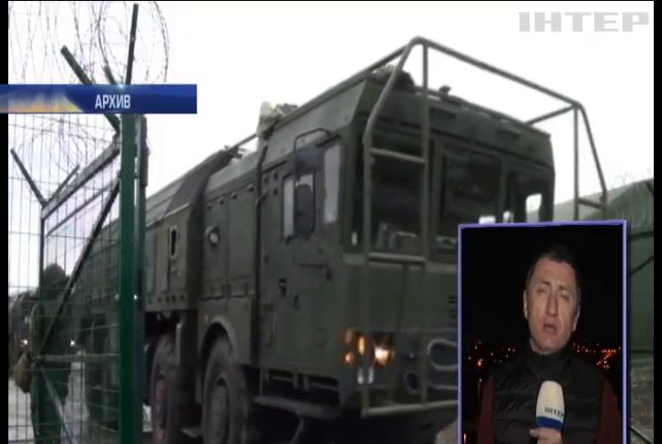 """В Сирии израильтяне обнаружили ракетные комплексы """"Искандер"""""""