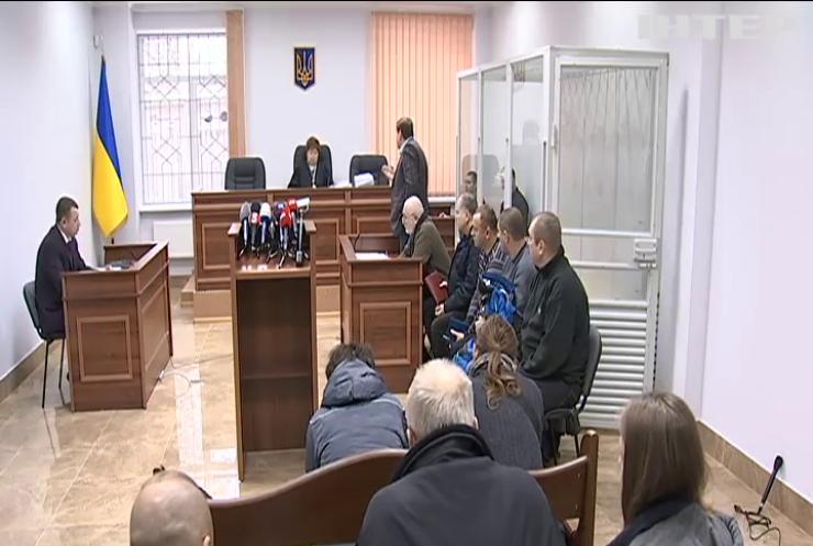 """Суд відмовив у арешті заступників командирів """"Беркуту"""""""