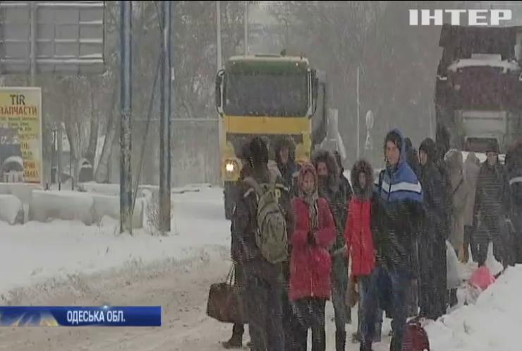 Одеська область пережила другий удар стихії
