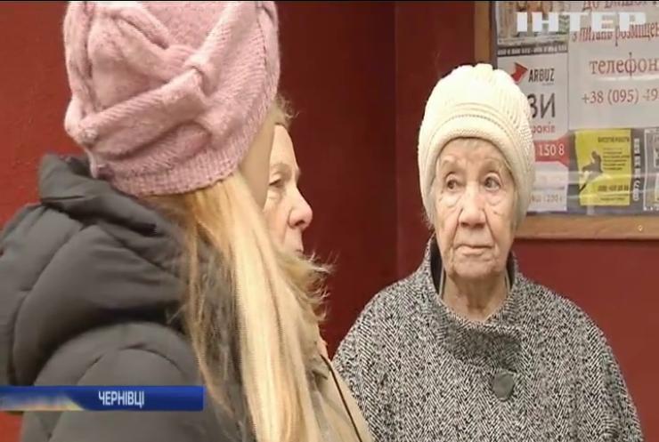 Влада Чернівців не фінансує встановлення лічильників тепла у будинках