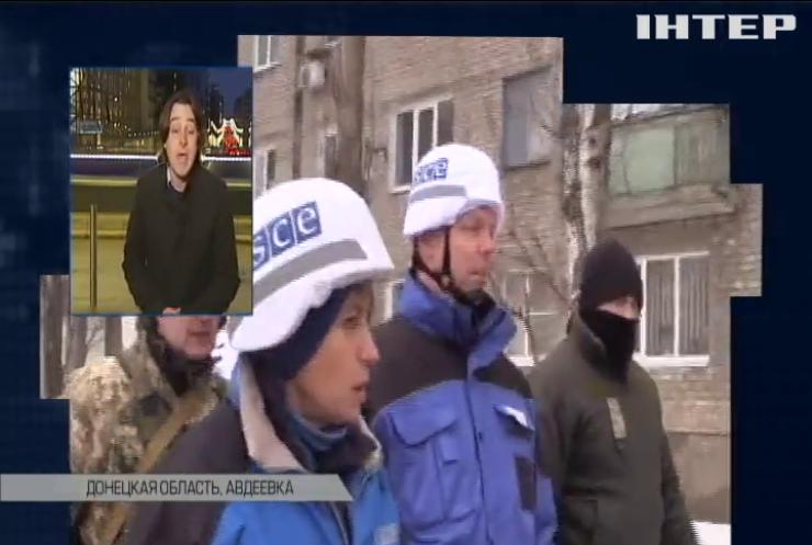 Жителям Авдеевки угрожает гуманитарная катастрофа - ОБСЕ