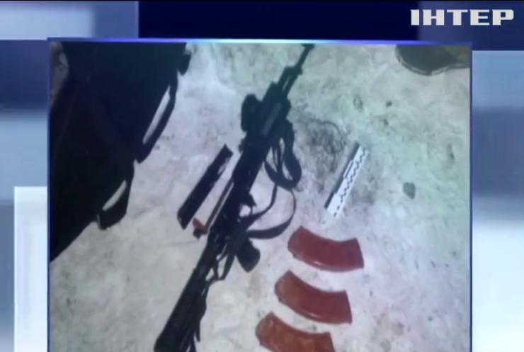 На Донеччині затримали жінку за вивезення зброї із зони АТО