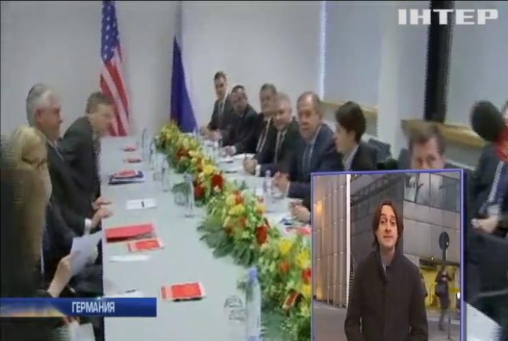 Встреча Лаврова с Тиллерсоном стала для России провалом