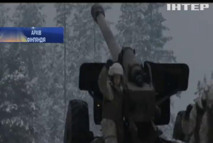 Фінляндія збільшила чисельність армії через агресію РФ в Україні
