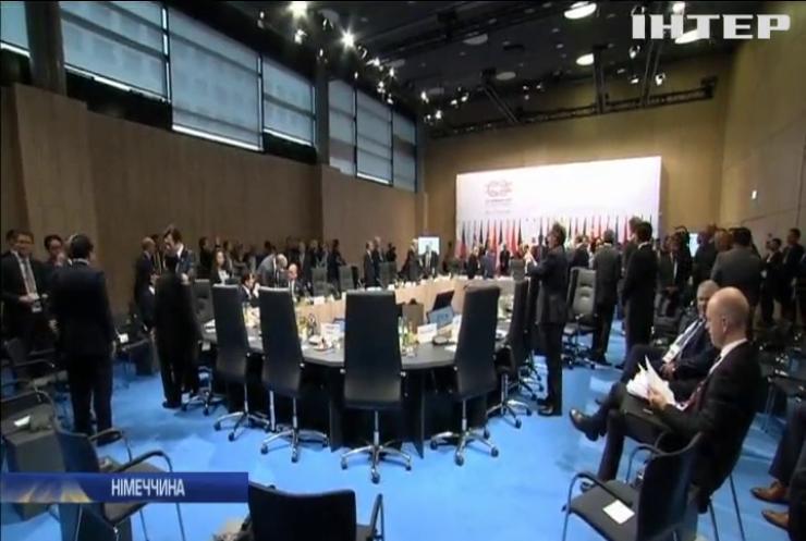 Учасники саміту G20 обговорили конфлікт в Сирії