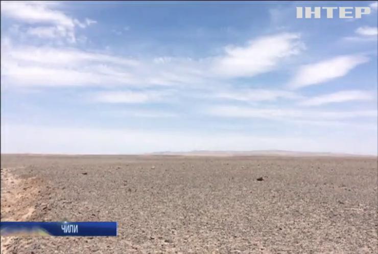 На Земле нашли аналог марсианской пустыни