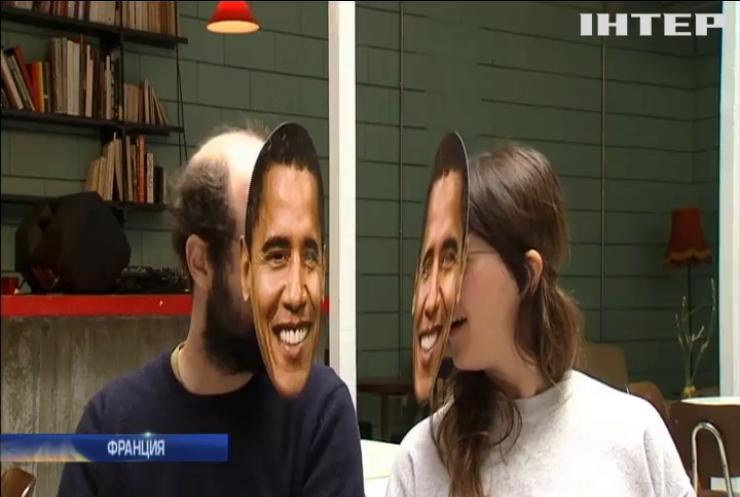 Во Франции агитируют голосовать на президентских выборах за Обаму