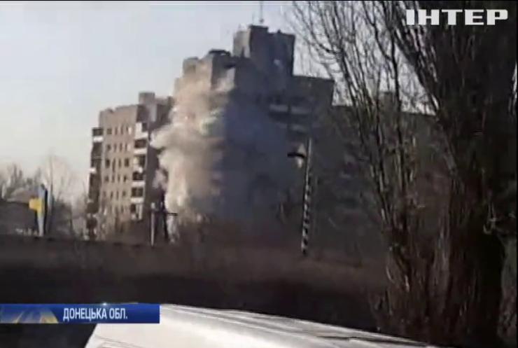 Війна на Донбасі: бойовики обстрілюють мирних жителів