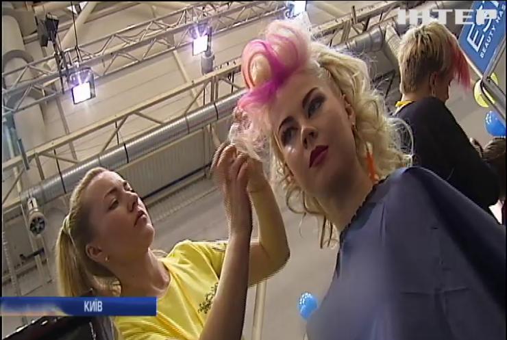 В Києві пройшов чемпіонат серед перукарів та майстрів боді-арту