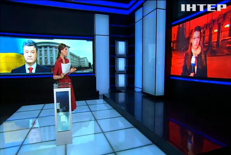 Встреча Порошенко с лидерами фракций: о чем будут говорить политики