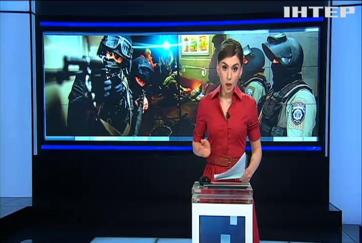 В Черкасской области бойцы КОРД застрелили подозреваемого