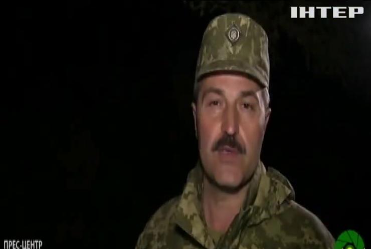 """Бойовики з мінометів обстріляли шахту """"Бутівка"""""""