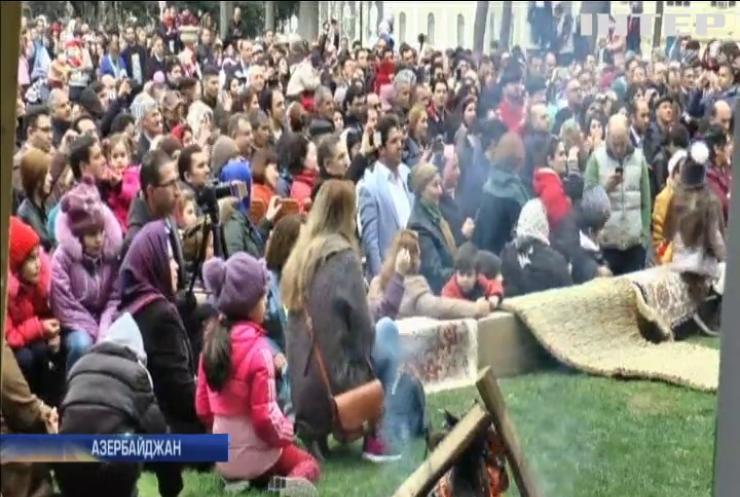 Азербайджан пишно святкує Новруз