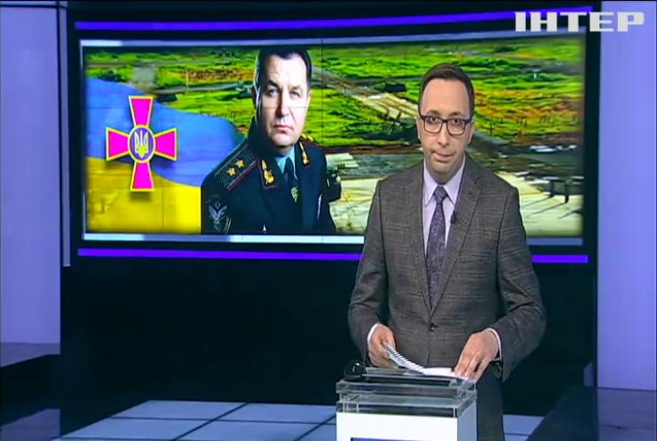 Вибухи у Балаклії не завдали значної шкоди армії - Полторак