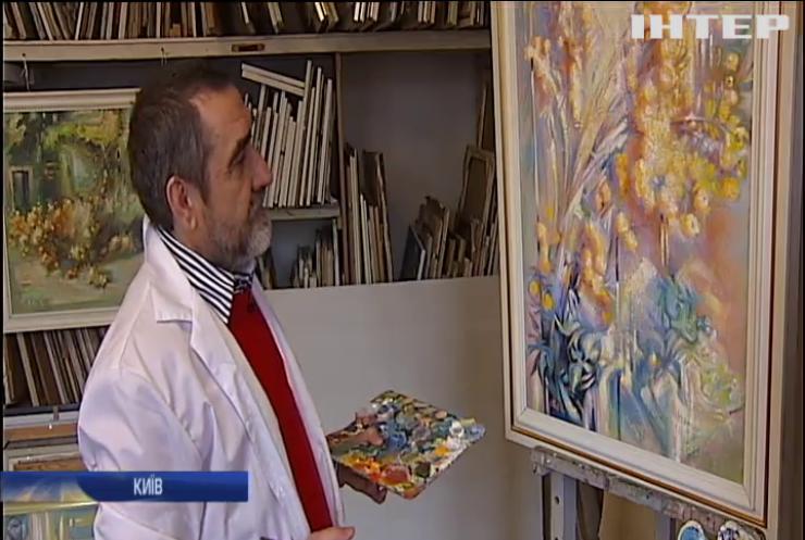 Українського художника вперше запросили на Лондонське бієнале