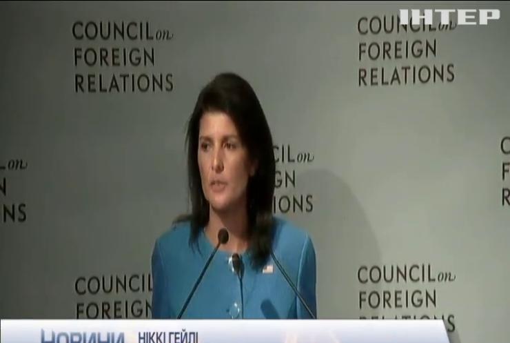 США в Радбезі ООН звинуватили Росію у військових злочинах