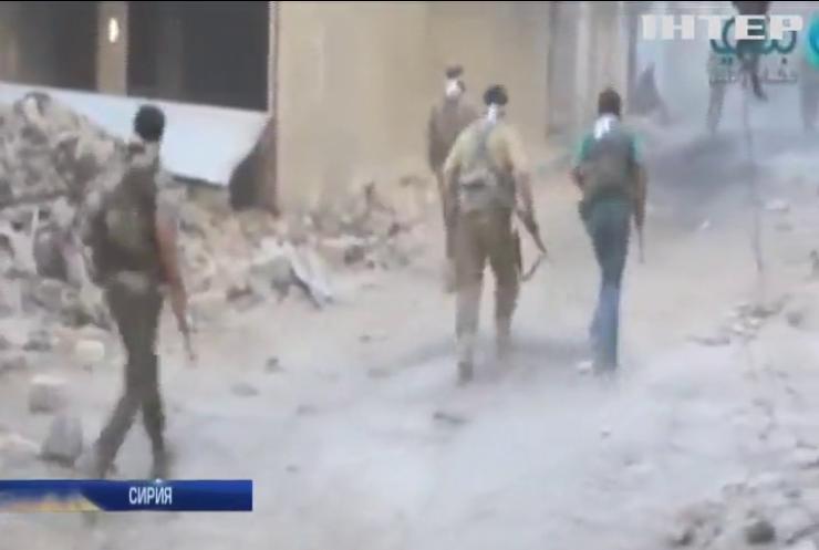 Турция успешно завершила операцию против боевиков ИГИЛ