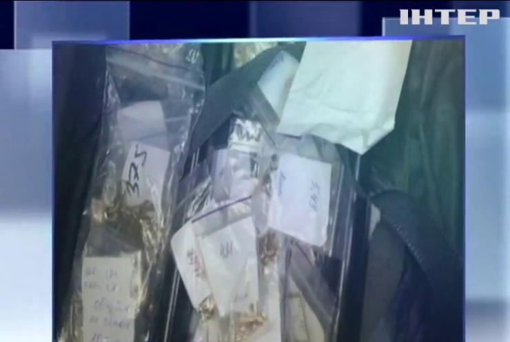 На Харківщині затримали контрабанду золота на 2 млн гривень