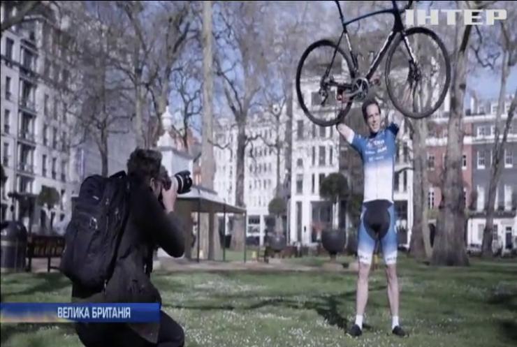 Британець спробує на велосипеді об'їхати навколо світу за 80 днів