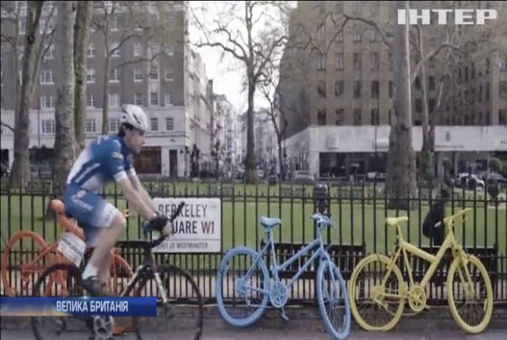 Британець збирається об'їхати землю на велосипеді за 80 днів