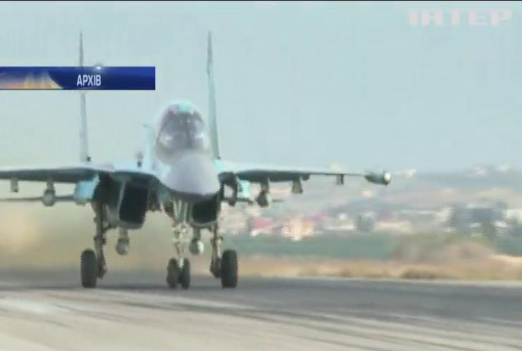 Сирія перемістила бойові літаки ближче до російської бази