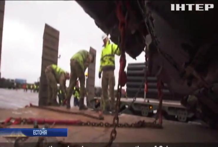 В Естонії заступив на чергування батальйон НАТО