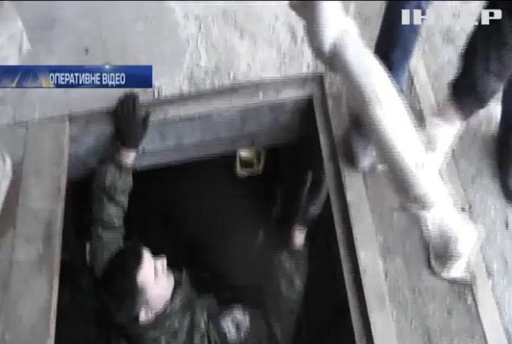 У Миколаєві викрили величезний склад зброї