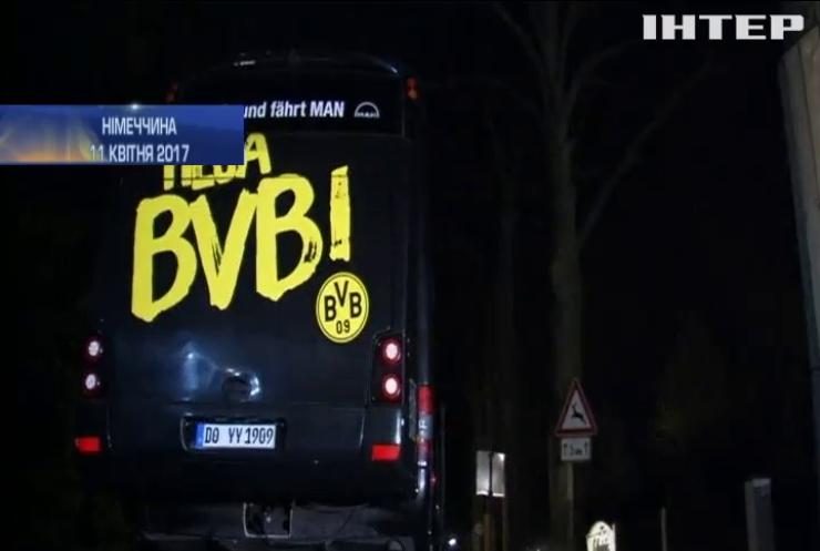 """У Німеччині затримали організатора атаки на автобус """"Боруссії"""""""