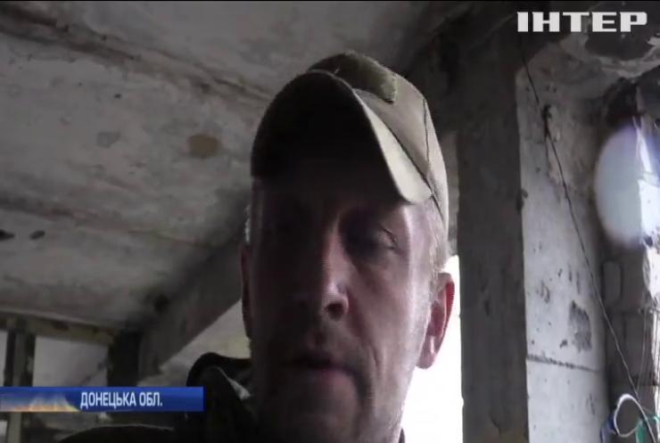 Війна на Донбасі: бойовики з танку розстріляли шахту Бутівка